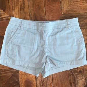J. Crew sage chino shorts